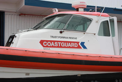 "The ""new"" Trust Porirua Rescue: Refurbishment almost complete"