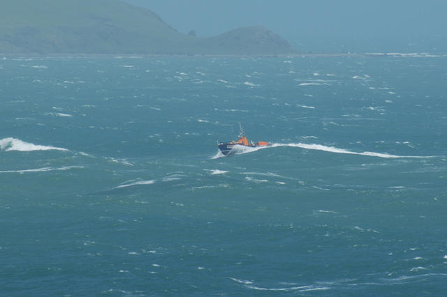 Trust Porirua Rescue: Heavy weather training excercise off Plimmerton 12/12/2009